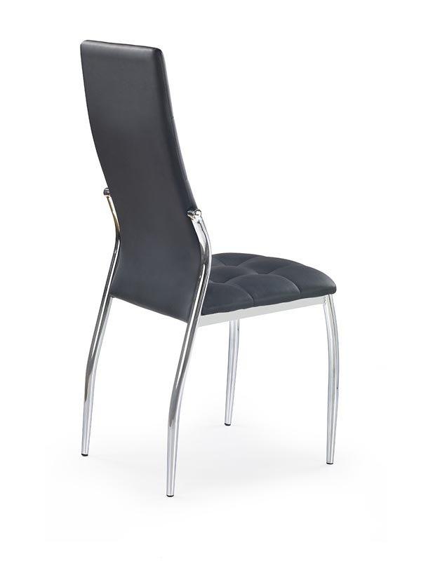 Krzesło K209 czarne