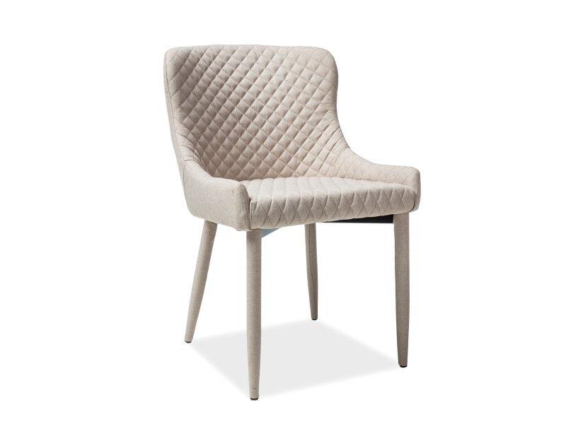 Krzesło COLIN beżowe