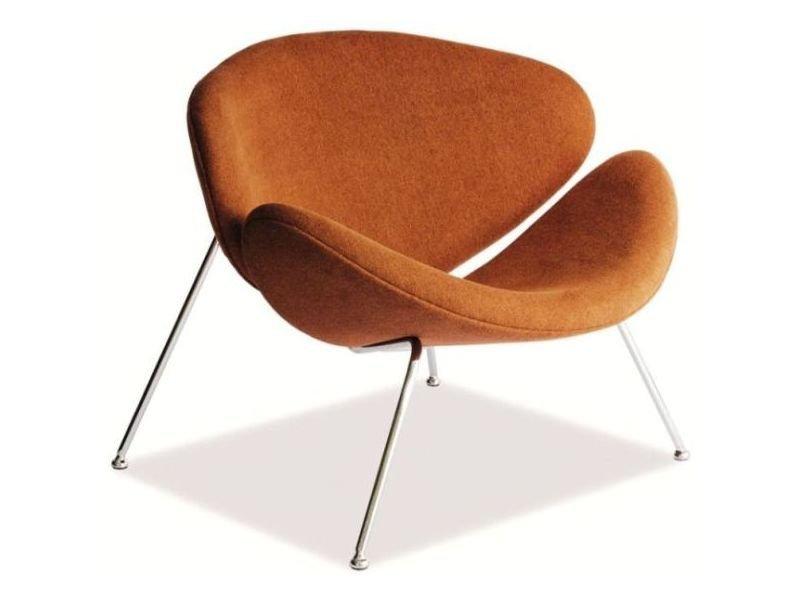 Fotel MAJOR ceglasty