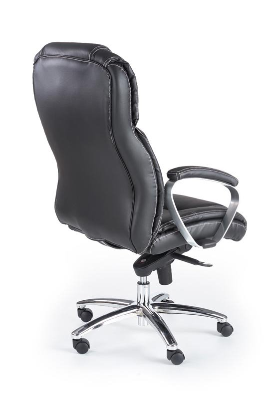 Fotel gabinetowy FOSTER czarny