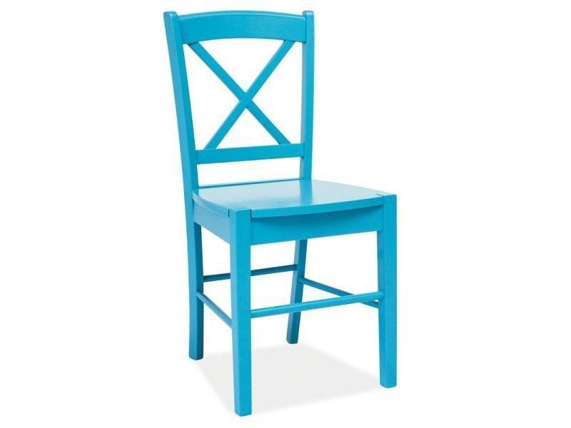 Krzesło CD-56 niebieskie