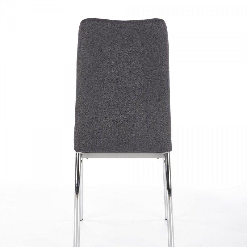 Krzesło K309 ciemno popielate