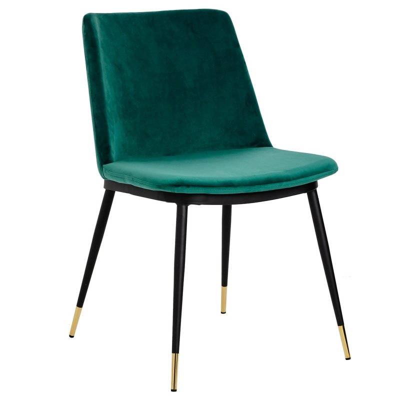 Krzesło DIEGO zielone