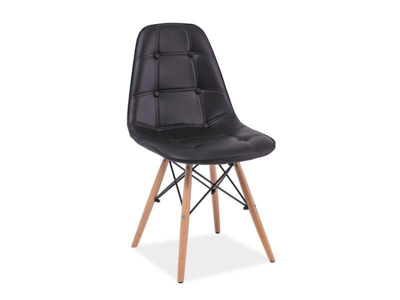 Krzesło AXEL czarne