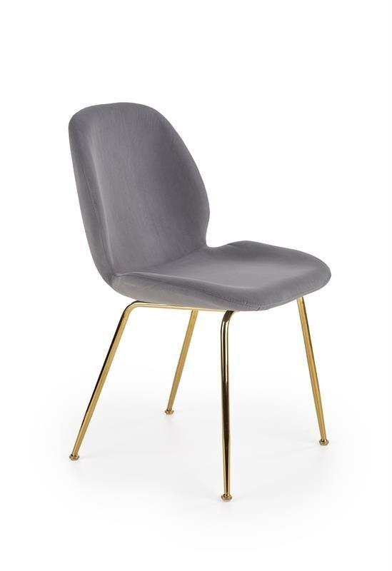 Krzesło K381 popielate