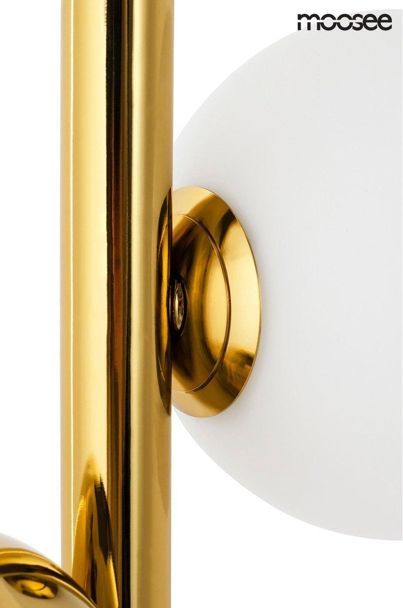 Lampa wisząca VALENTINO złota