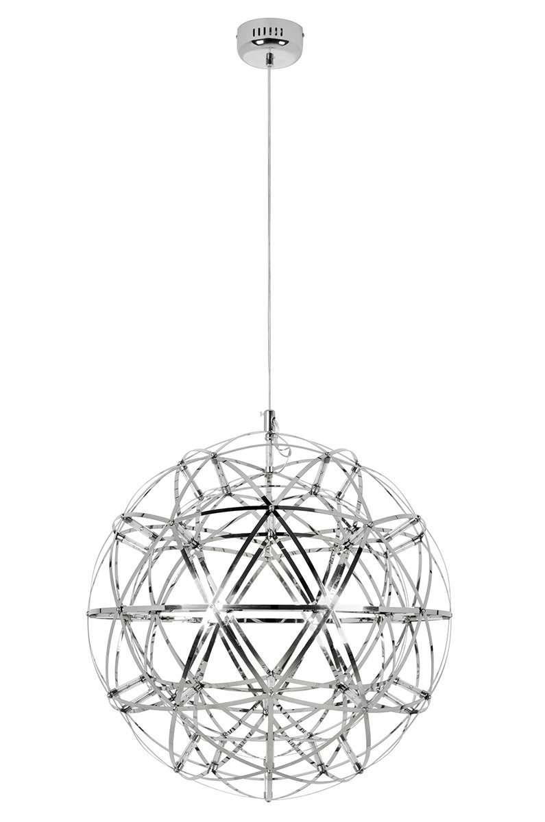 Lampa wisząca STELLAR 90 chrom