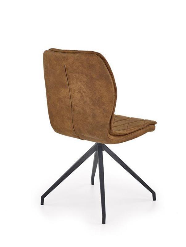 Krzesło K237 brązowe