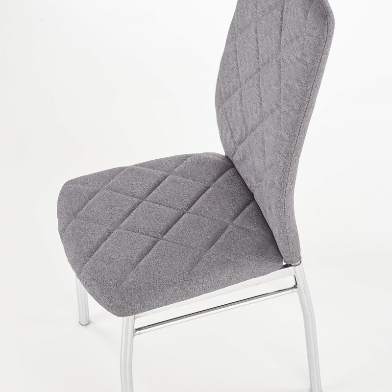 Krzesło K309 jasno popielate