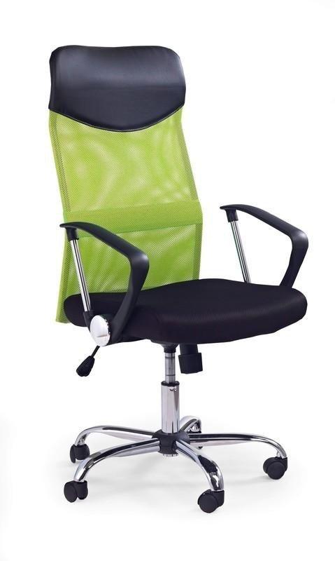 Fotel biurowy VIRE zielony