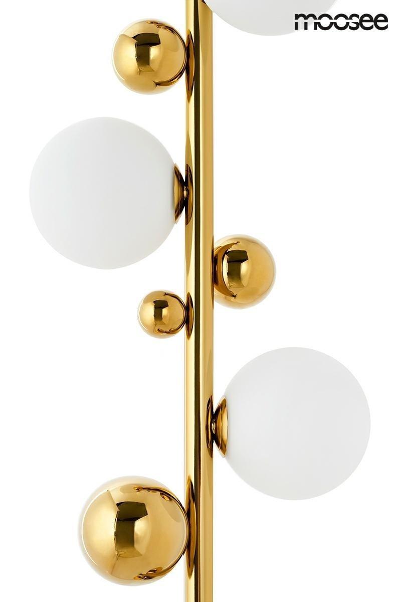 Lampa podłogowa VALENTINO FLOOR złota