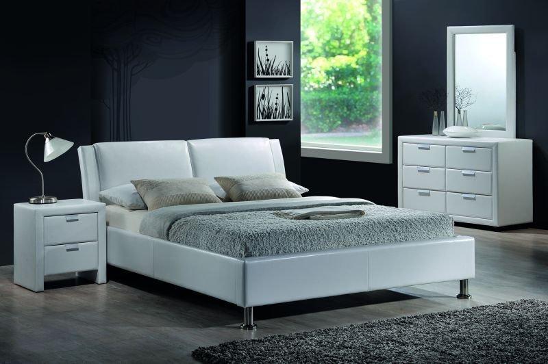 Łóżko MITO 160x200 białe