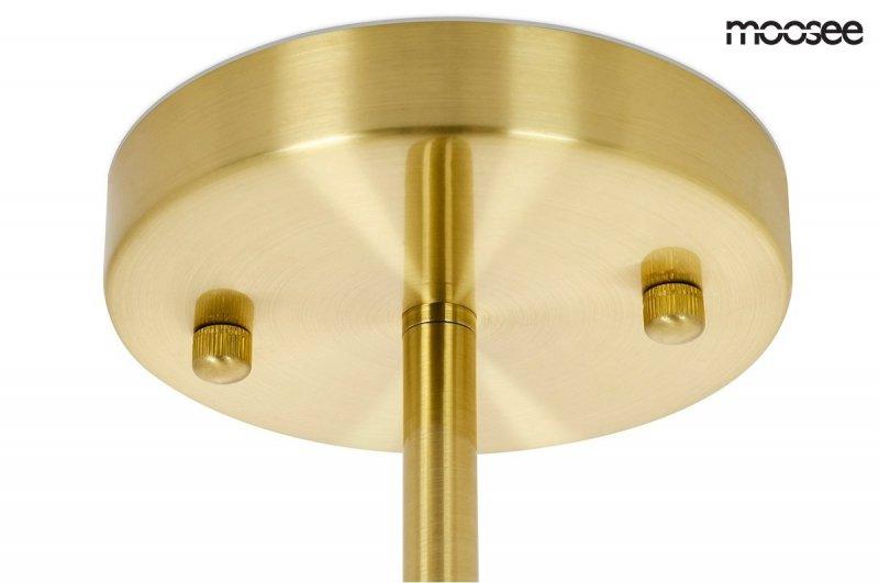Lampa wisząca COSMO LEVEL S złota