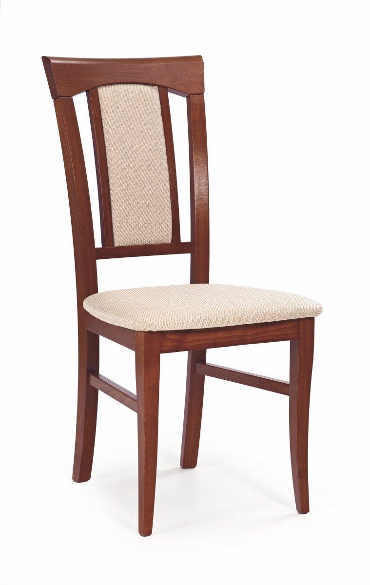 Krzesło KONRAD czereśnia antyczna II/mesh 1
