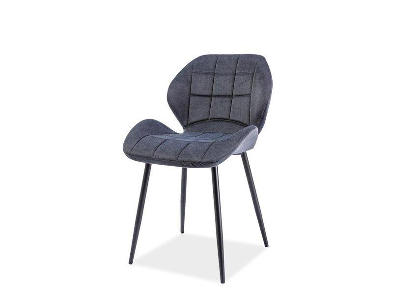 Krzesło HALS grafitowe