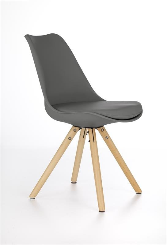 Krzesło K201 popielate