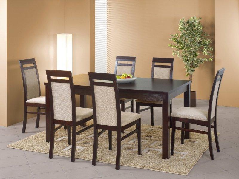Stół rozkładany ERNEST 2 160(200)x90 wenge