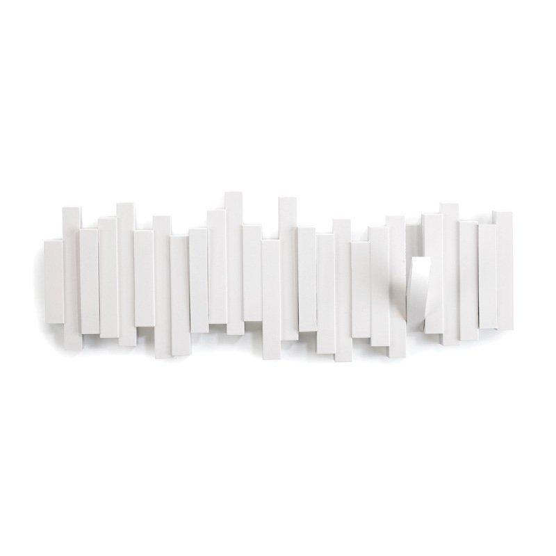 Wieszak STICKS biały