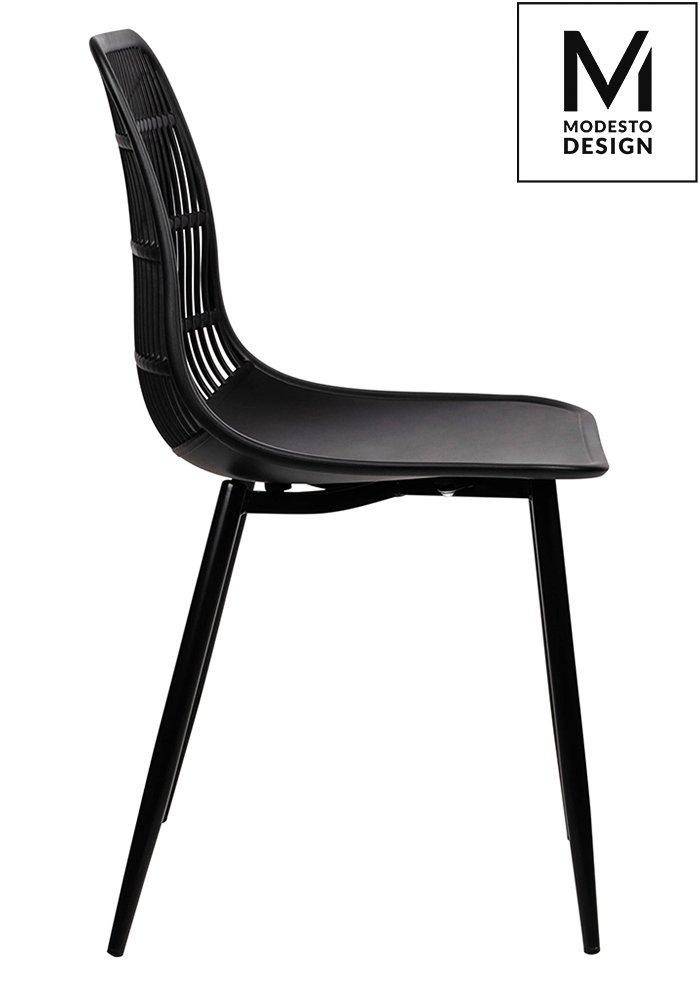 Krzesło BASKET czarne