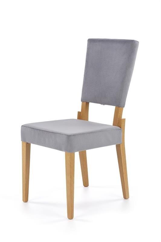 Krzesło SORBUS dąb miodowy/popielaty