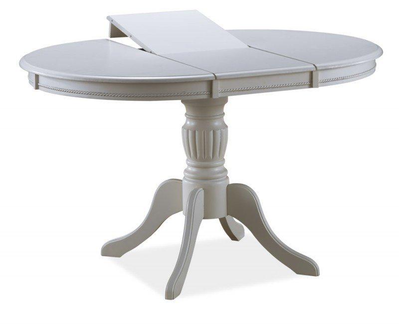 Stół rozkładany OLIVIA  ecru