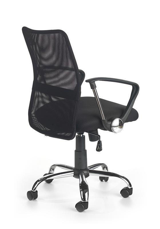 Fotel biurowy TONY czarny