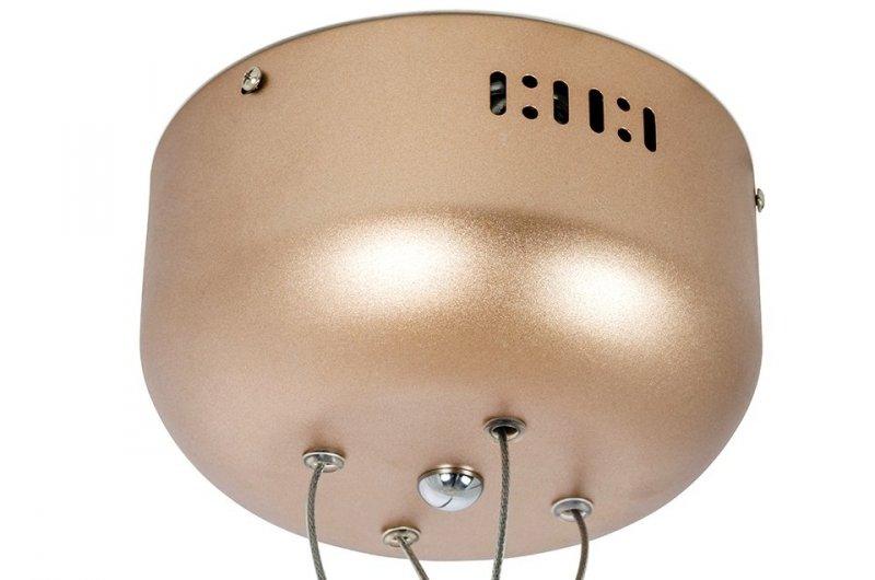 Lampa wisząca FLORA 100 miedziana