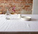 Obrus SIMPLE 150x200 biały
