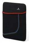 Kieszeń na laptop / tablet MORANDA 15 BSL.1014.01 czarny,czerwony