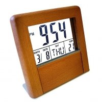 Zegarek z Kalendarzem LCD 1374HEY Bestar