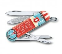 Scyzoryk Victorinox Classic Let It Pop 0.6223.L1910