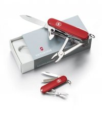 Victorinox DUO Giftbox 1.8802 grawer gratis