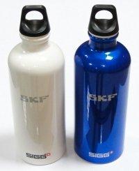 Butelki SIGG - klient korporacyjny - nadruk
