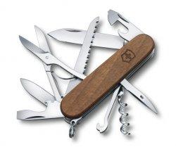 Victorinox Scyzoryk Huntsman Wood 1.3711.63 GRAWER NA OBUDOWIE GRATIS !