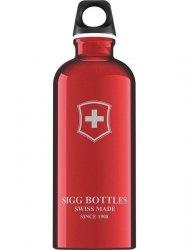 Butelka SIGG Swiss Emblem Red 0.6L 8319.20