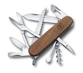 Victorinox Scyzoryk Huntsman Wood 1.3711.63 grawer gratis