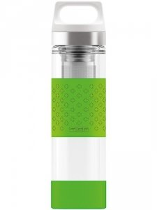 Termos Thermo SIGG Glass 0.4L Green 8555.80