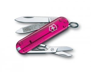 Scyzoryk Victorinox Classic Pink 0.6203.T5