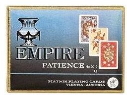 Karty Piatnik Empire Patience 2019
