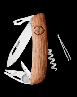 TICK TOOL SWIZA TT03 Wood KNI.0070.6300 GRAWER NA OSTRZU GRATIS !