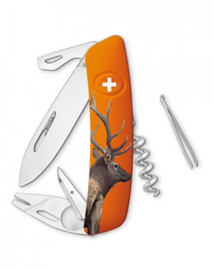 SWIZA TT03 ORANGE DEER KNB.0070.W003 GRAWER NA OSTRZU GRATIS !
