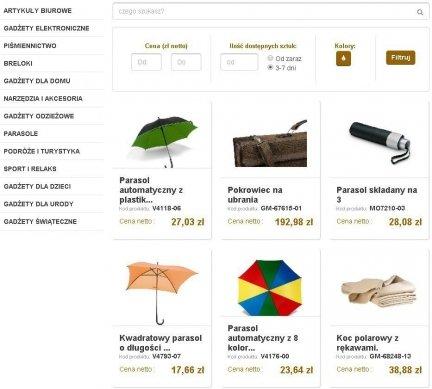 Katalog Gadżetów Reklamowych z Logo (nadruk lub grawer) dla Firm