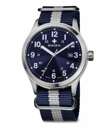 zegarek KRETOS Gent, SST, blue, blue WAT.0251.1008