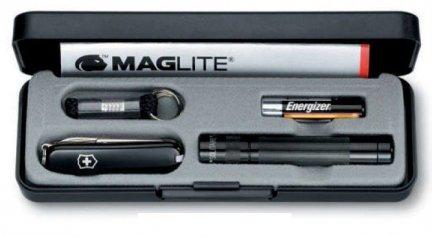 Zestaw z latarką Maglite Solitaire LED w etui J3A01VIC