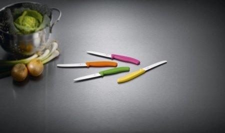 Nóż do pomidorów i kiełbasy Victorinox 6.7836.L114