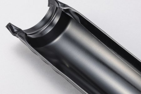 KYO - Kubek termiczny 500 ml Flip Top, czarny