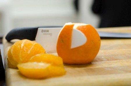 KYO - Nóż Santoku 16 cm Gen