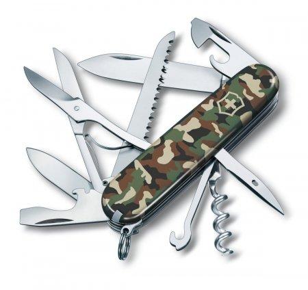 Scyzoryk Victorinox Huntsman Camouflage 1.3713.94 grawer gratis!