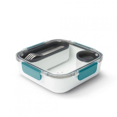 BB - Lunch box kwadratowy, morski