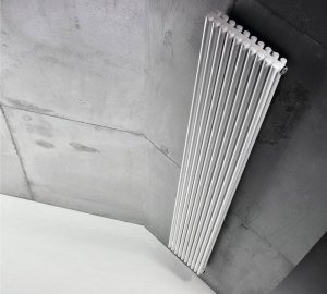 Grzejnik Antrax AV25D 500x692 [19el.] CON[5] BIAŁY BIAN moc 790W